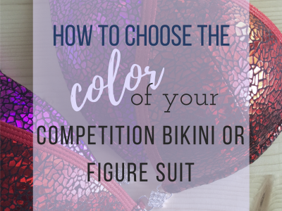 How to Choose the Color of Your Competition Suit